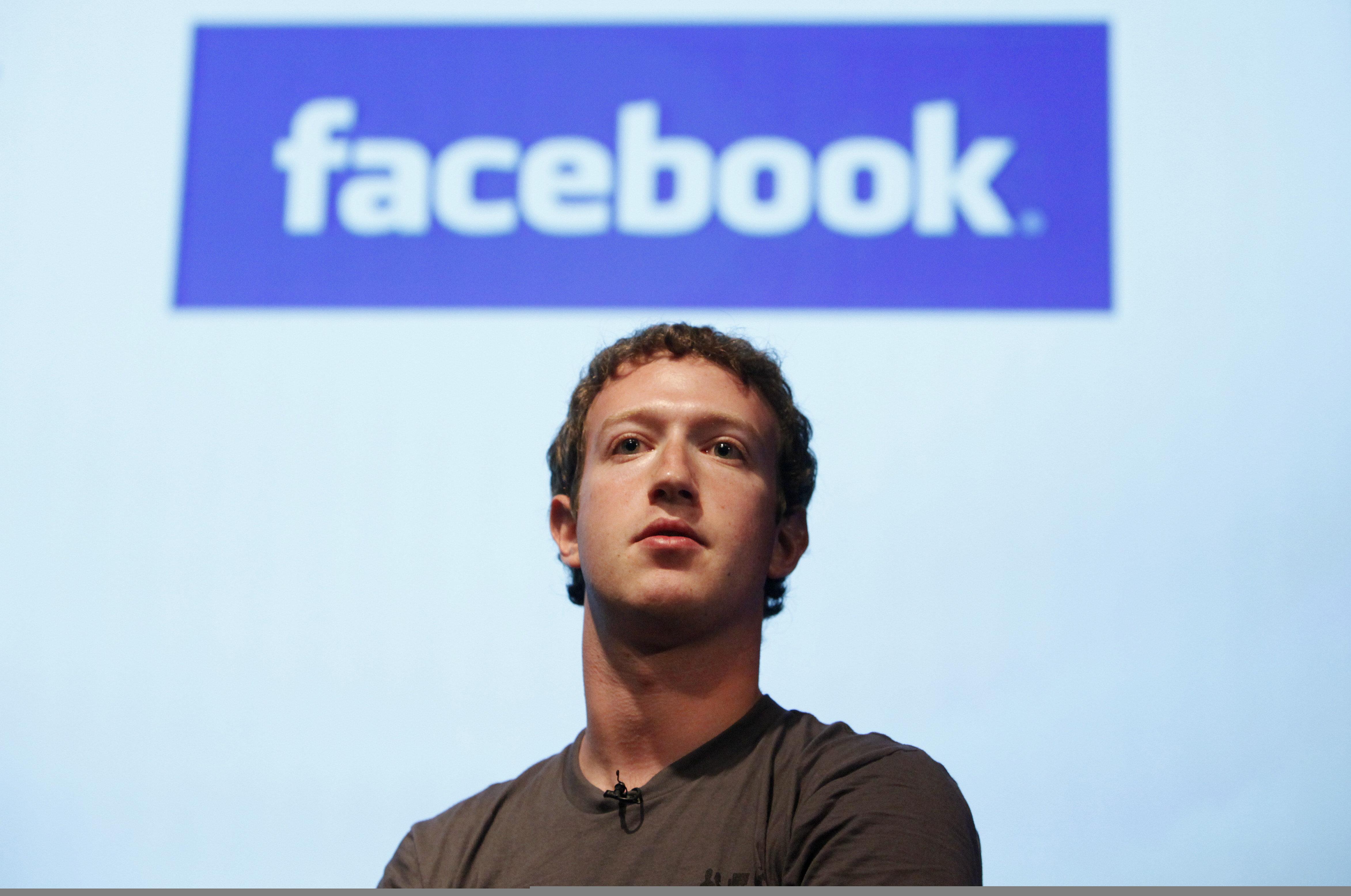 Facebook cae en Wall Street luego de revelaciones sobre Cambridge Analytica