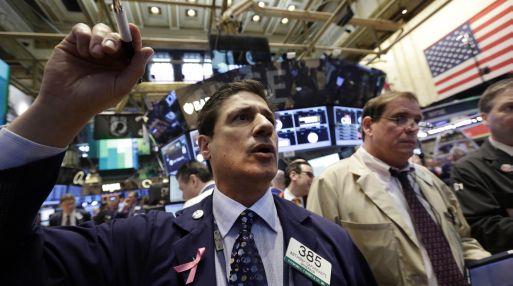 Wall Street sufre las peores pérdidas desde el 2011