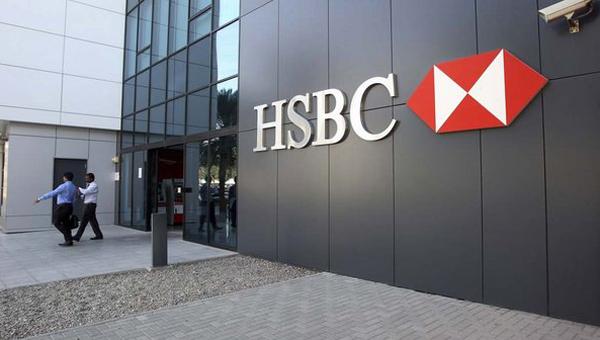 Banco HSBC suprimirá 35.000 empleos en el mundo tras el hundimiento de los beneficios