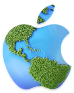 Apple invierte en energía y en bosques