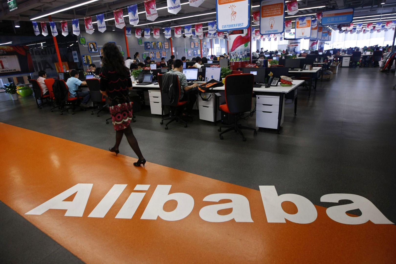 Alibaba firma alianzas para expandir su imperio en Rusia