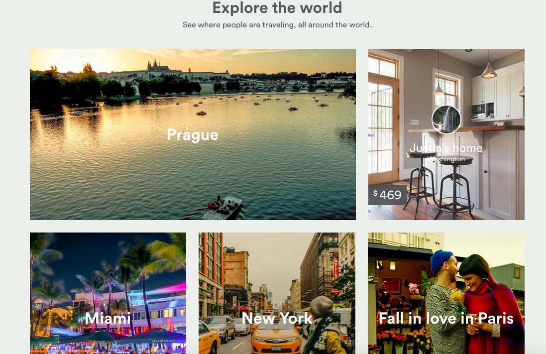 Airbnb renueva aplicación con guías para que viajeros vivan experiencias locales