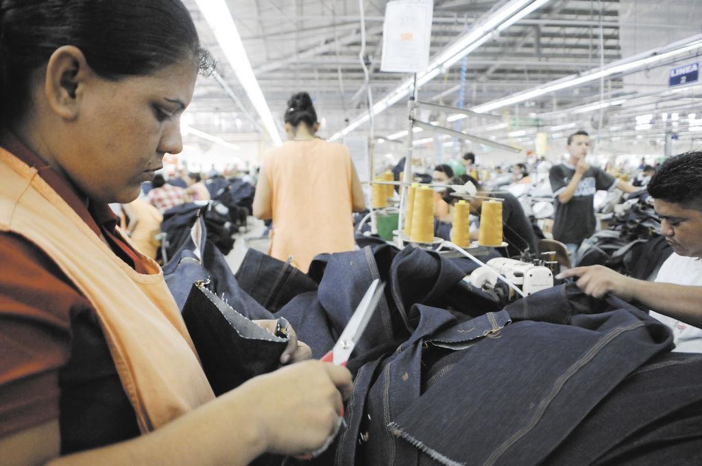 Exportaciones de la maquila hondureña se recuperan un 76%