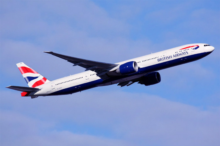 BRITISH AIRWAYS inaugura vuelo directo entre Londres y San José