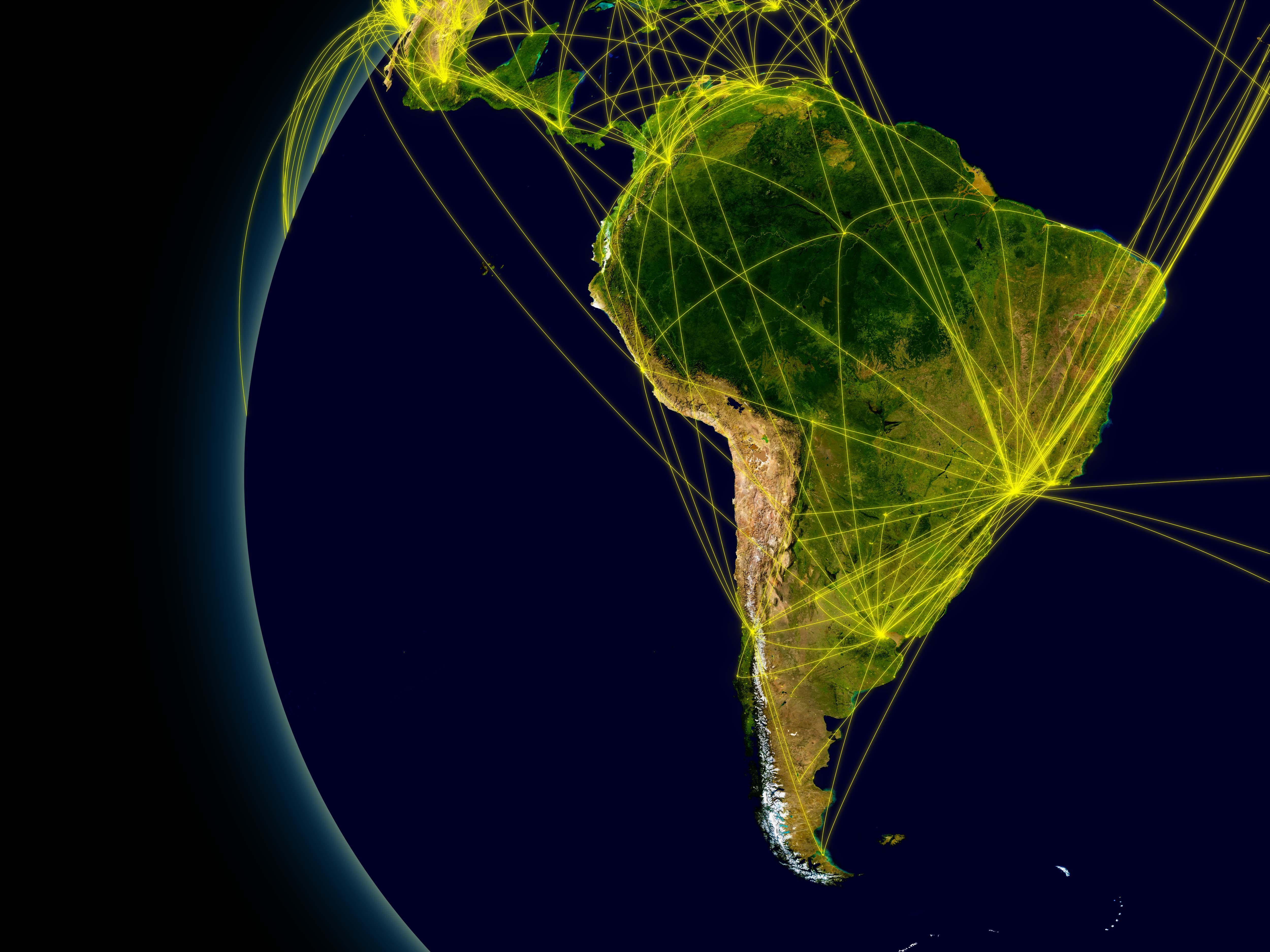 América Latina y Asia acercarán proyectos de cooperación