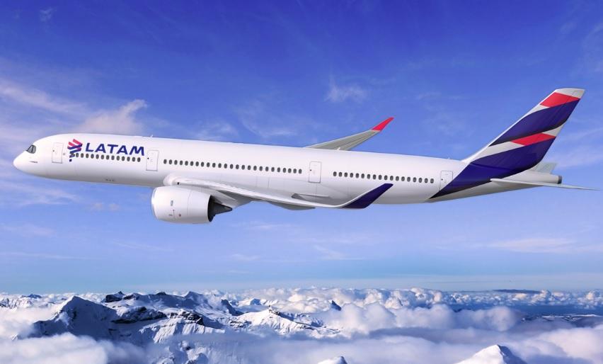 Aerolínea LATAM despedirá a 1.400 trabajadores en Sudamérica