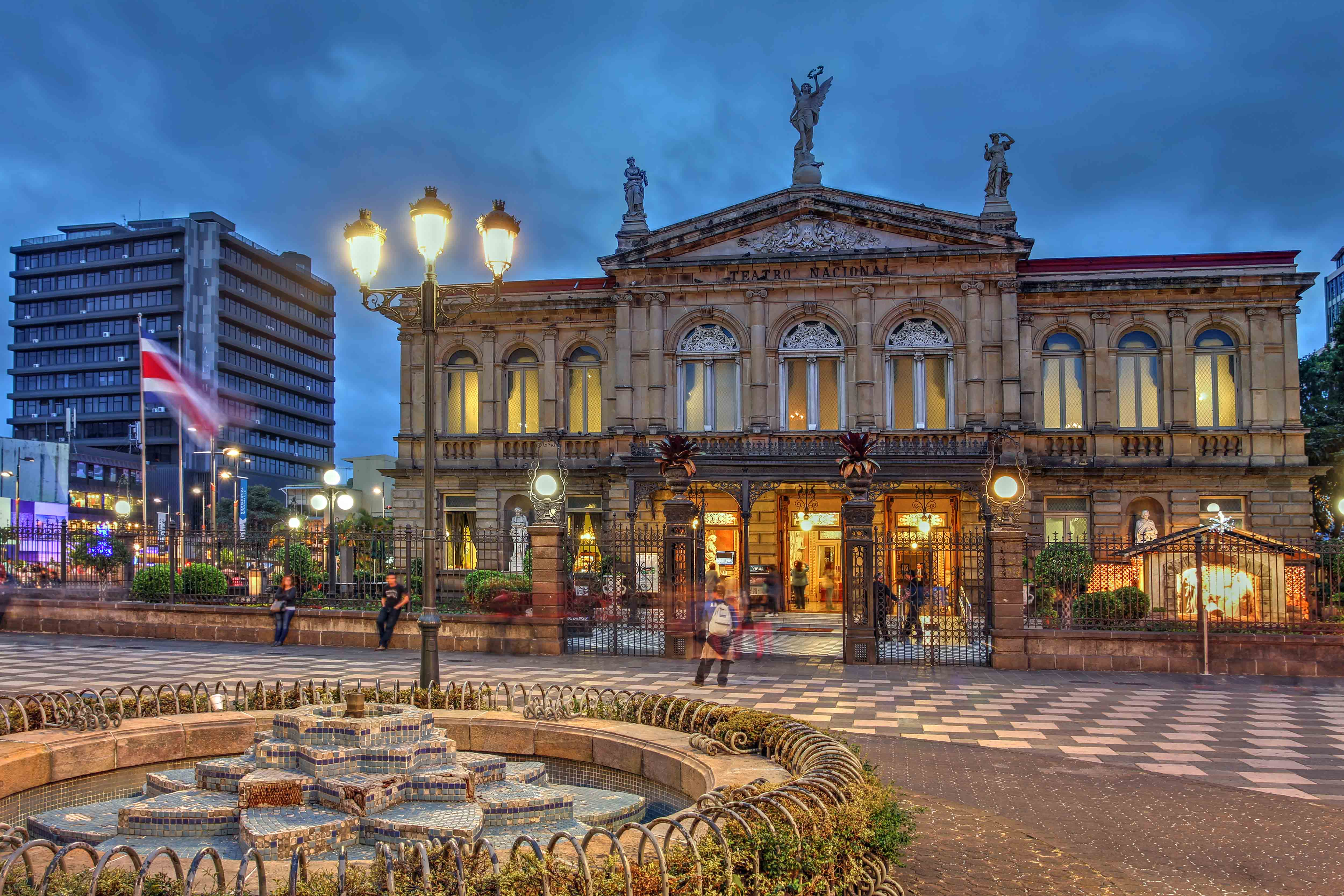 Costa Rica: Avanza apertura gradual y ordenada de espacios públicos al aire libre