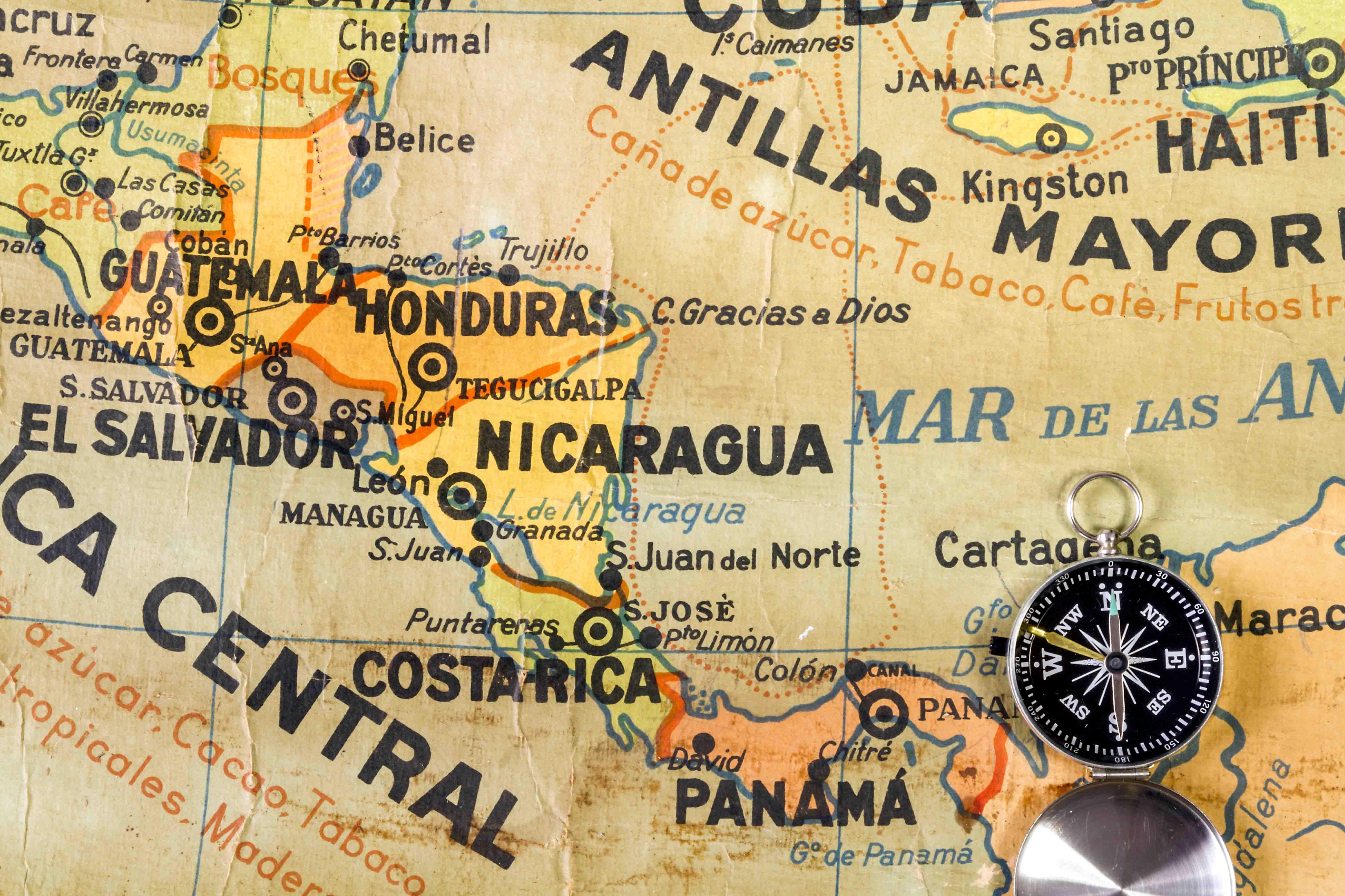 Panamá dará apoyo a Costa Rica y Nicaragua por impacto de Huracán Otto
