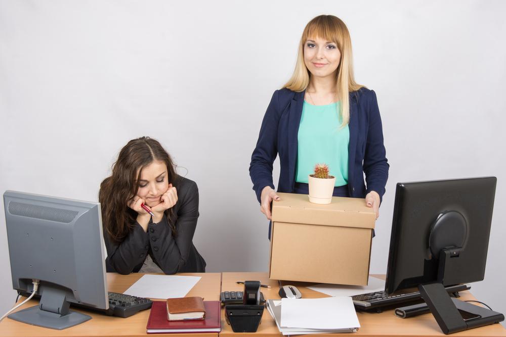 6 pasos para renunciar a su trabajo con la frente en alto