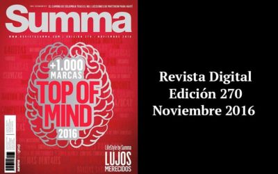 REVISTA SUMMA DIGITAL EDICIÓN 270