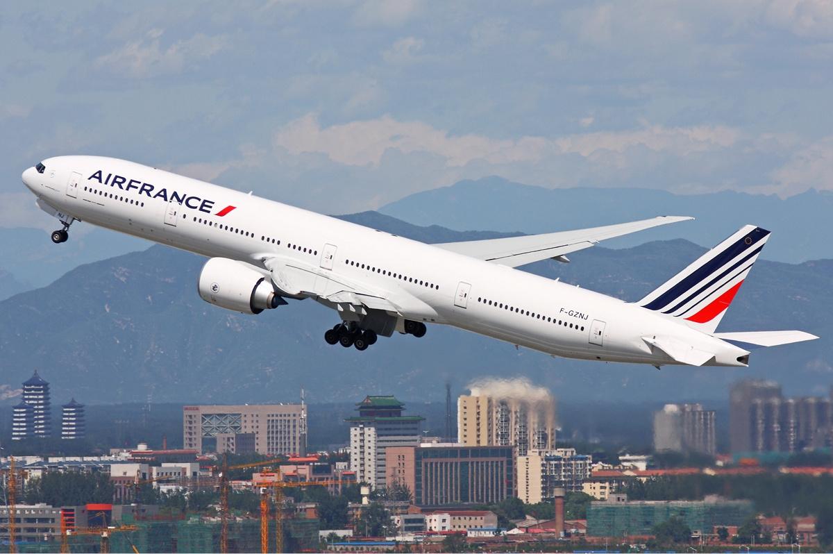 Air France prevé medidas de desempleo parcial debio al coronavirus