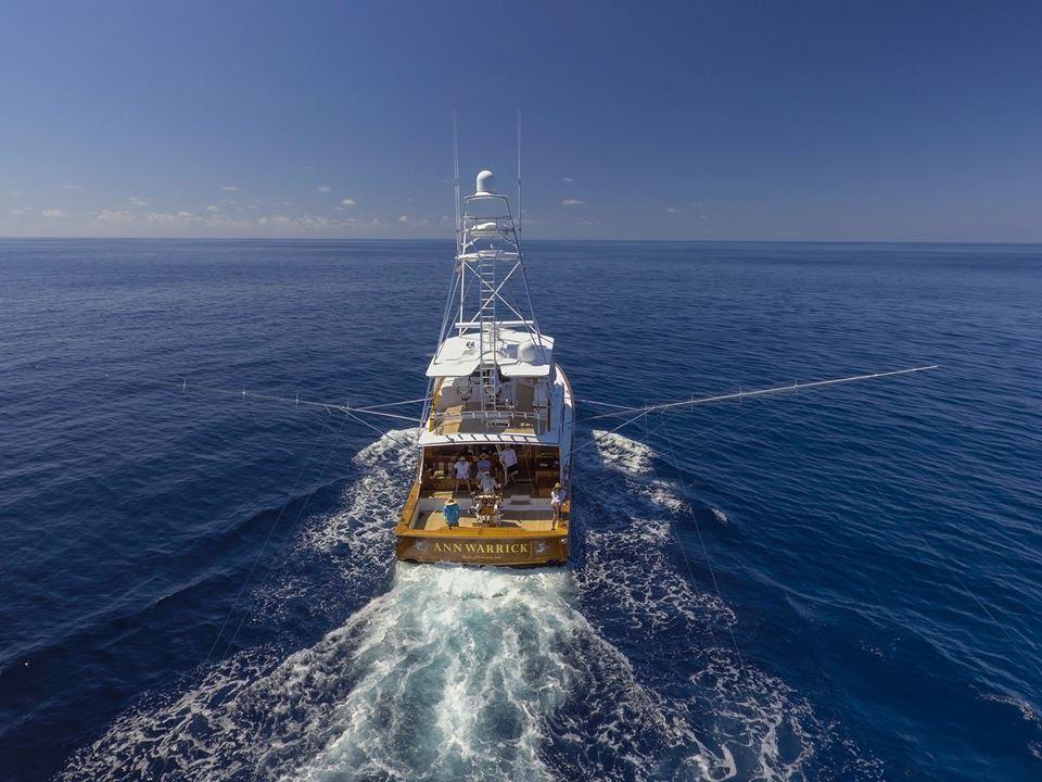 Por quinta vez eligen a Costa Rica como sede de campeonato mundial de pesca deportiva