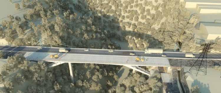 Costa Rica: Conavi decide futuro de radial Lindora y puente viejo del Virilla en ruta 32