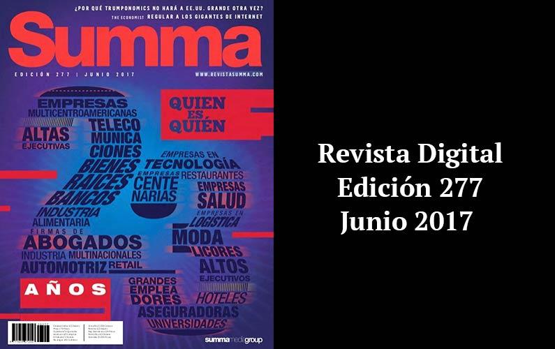 REVISTA SUMMA DIGITAL EDICIÓN 277