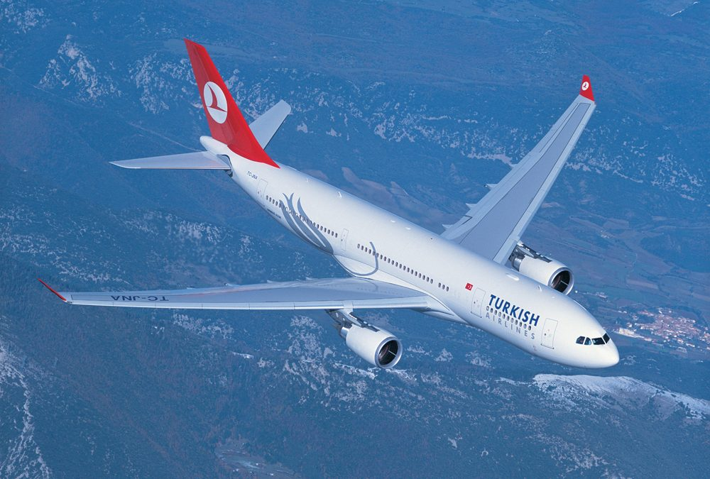 Turkish Airlines a la conquista de Centroamérica a través de Panamá