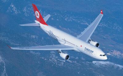 Panamá: Turkish Airlines reinicia operaciones en el Aeropuerto Internacional de Tocumen