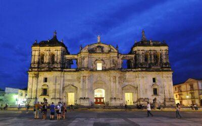 ¿Cómo cerró el número de visitantes extranjeros en Nicaragua en 2020?