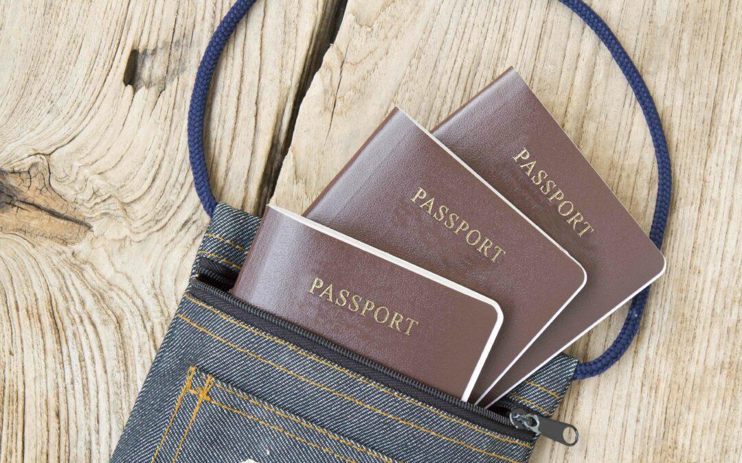 Guatemala sigue lejos de modernizar los pasaportes