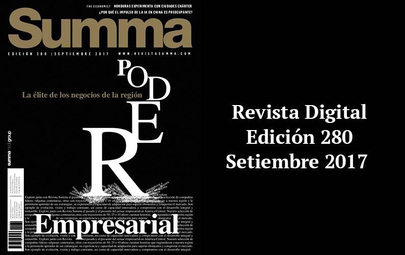 REVISTA SUMMA DIGITAL EDICIÓN 280