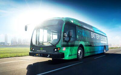 Llega a Guatemala el primer bus eléctrico