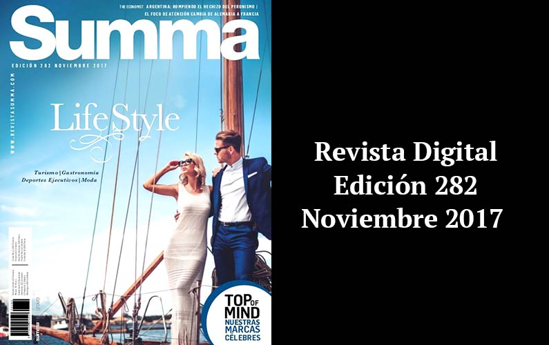 REVISTA SUMMA DIGITAL EDICIÓN 282