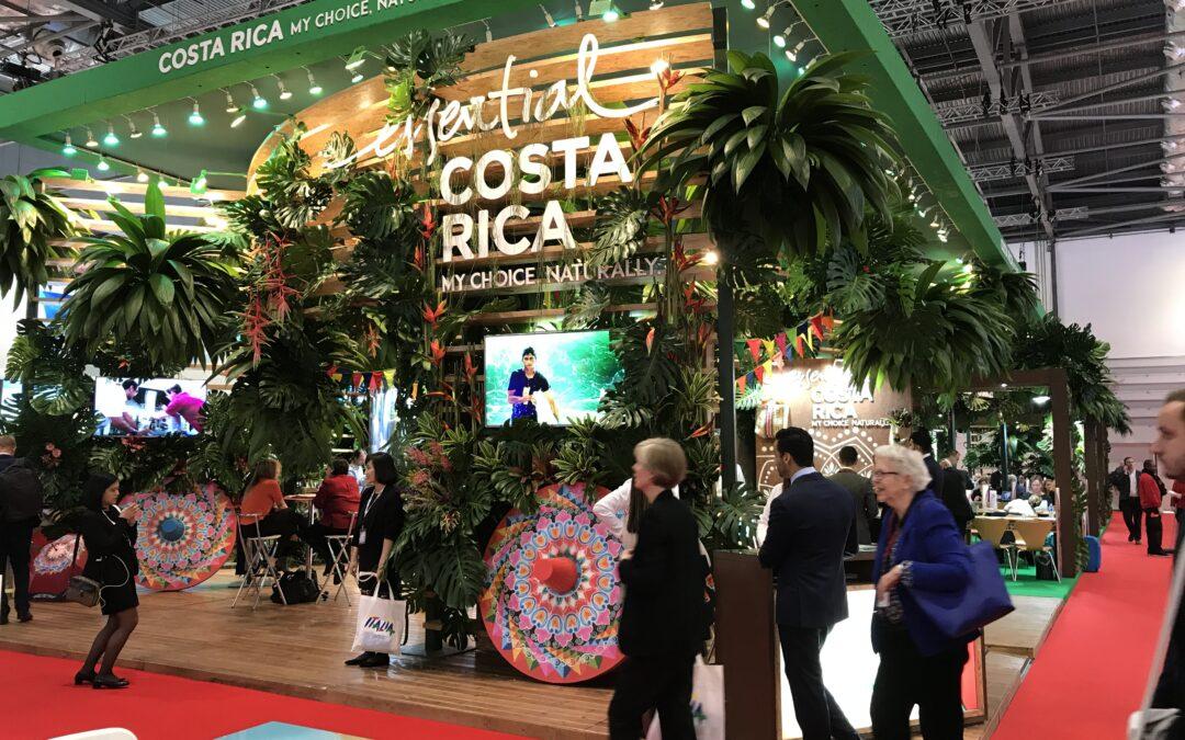 Costa Rica dice presente en la principal feria de turismo y viajes de Suiza