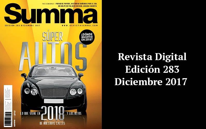 REVISTA SUMMA DIGITAL EDICIÓN 283