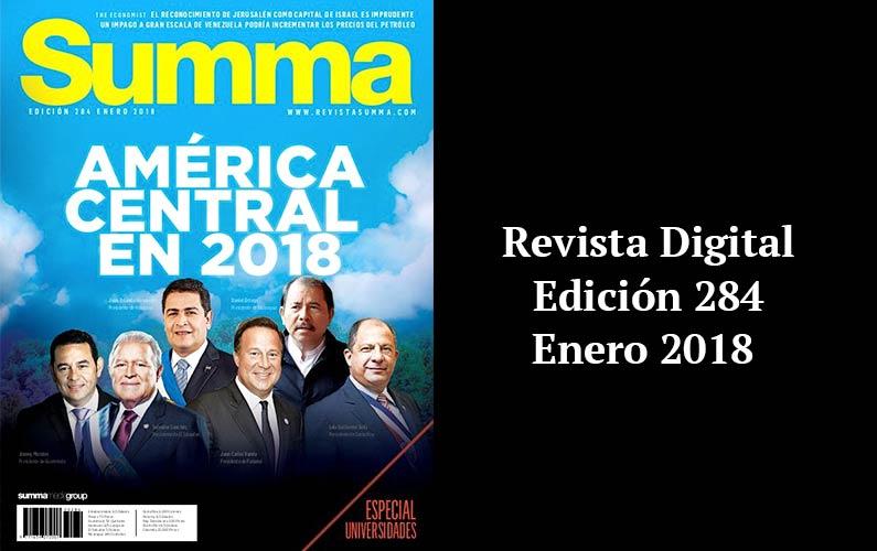REVISTA SUMMA DIGITAL EDICIÓN 284