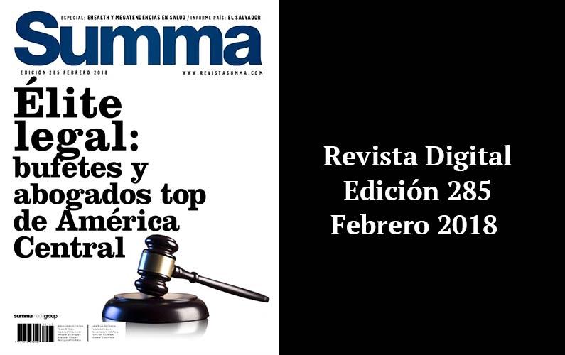 REVISTA SUMMA DIGITAL EDICIÓN 285