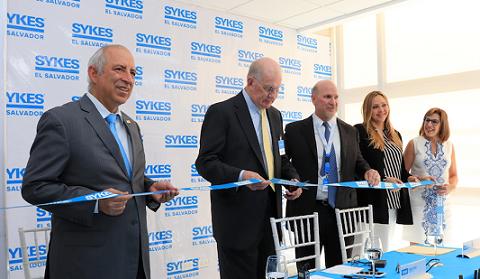 SYKES inaugura su cuarto edificio en El Salvador