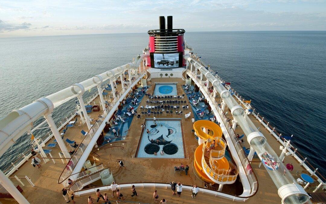 Crucero de Disney llega a Costa Rica