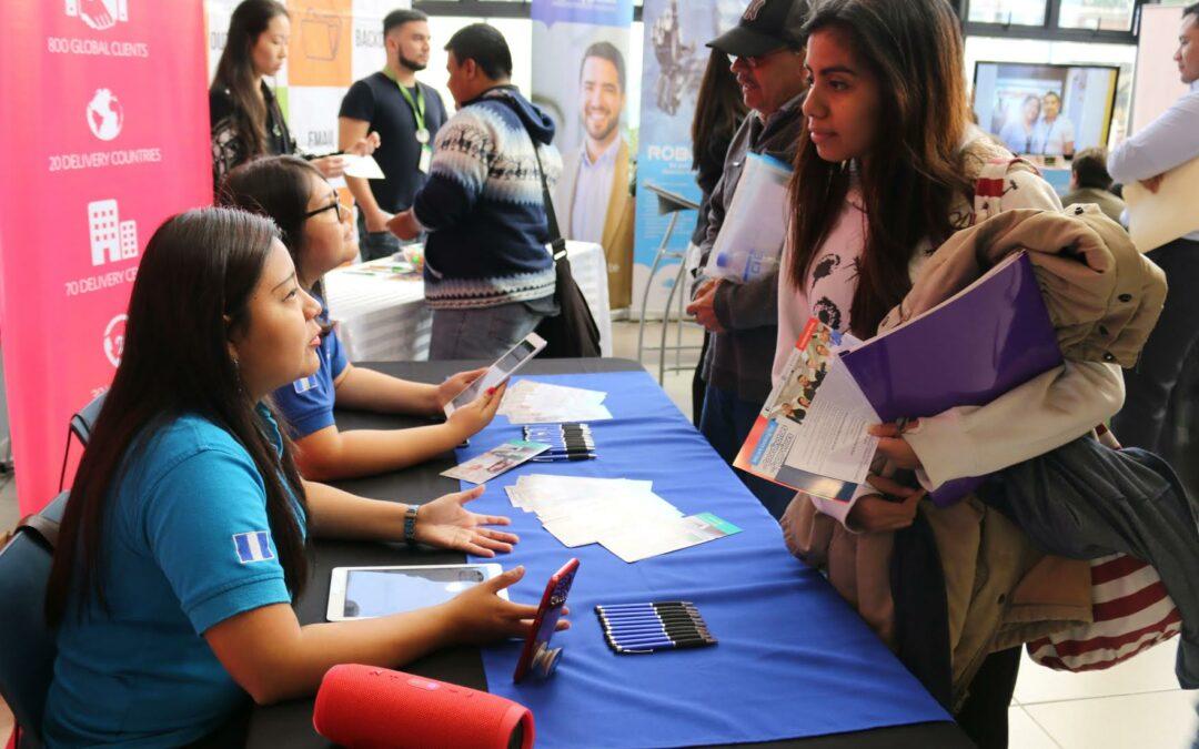 Guatemala: Feria de empleo ofrecerá 1.000 plazas en la industria de Contact Center