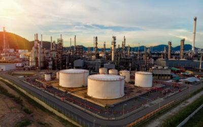 Precios del petróleo repuntan desde su máximo de seis meses
