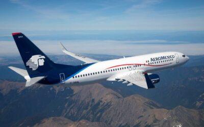 Aeroméxico reactiva sus vuelos hacia Costa Rica