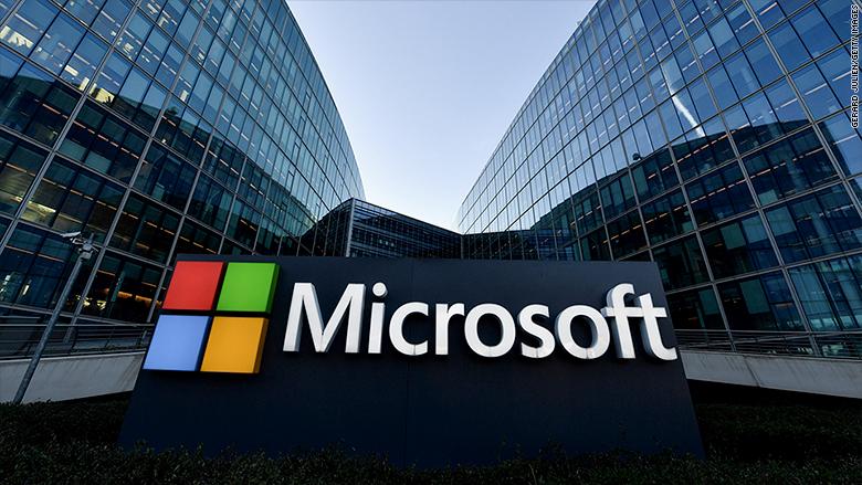 Microsoft empresa que nacio en tiempos de crisis