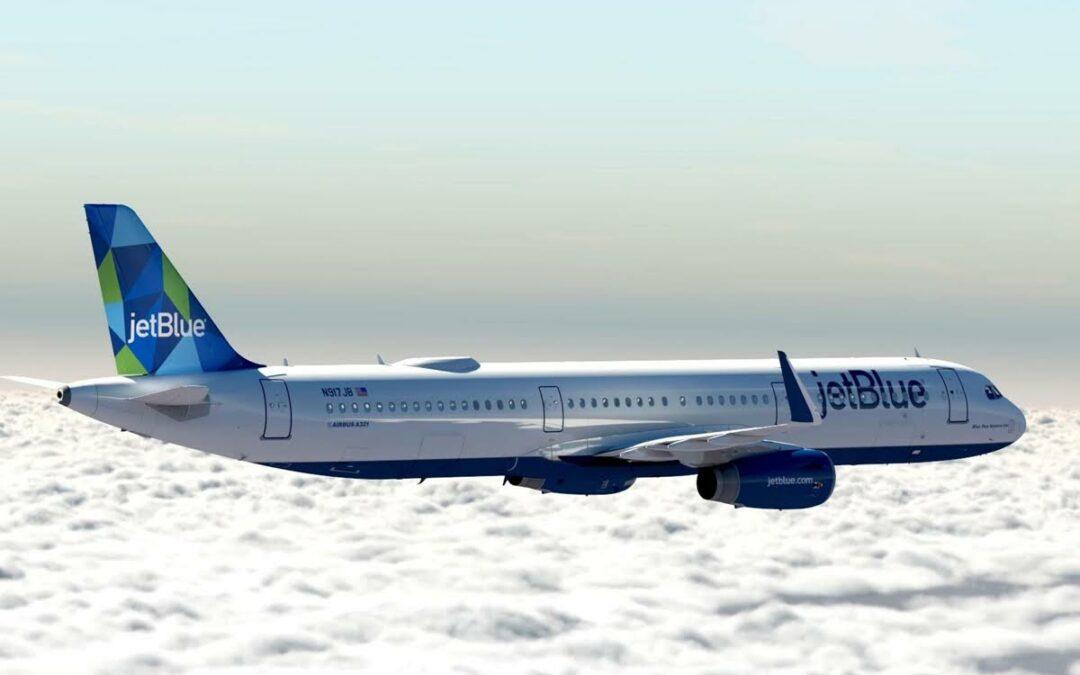 JetBlue lanzará 24 nuevas rutas en mercados con potencial de alta demanda