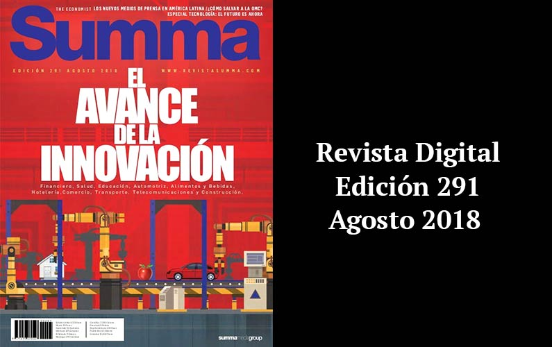 REVISTA SUMMA DIGITAL EDICIÓN 291