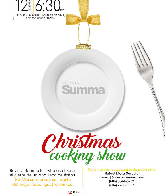 Christmas Cooking Show
