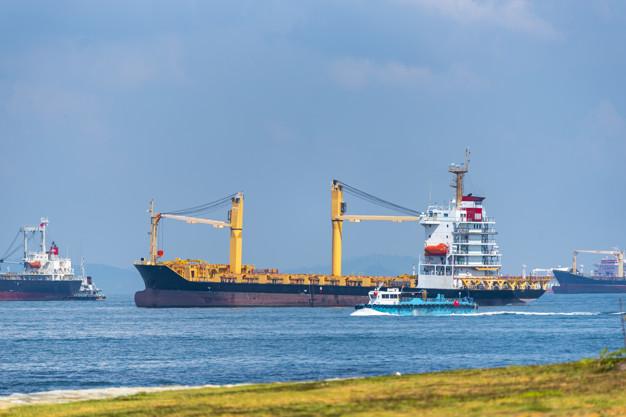 Movimiento de carga marítima en Guatemala baja por primera vez en 11 años