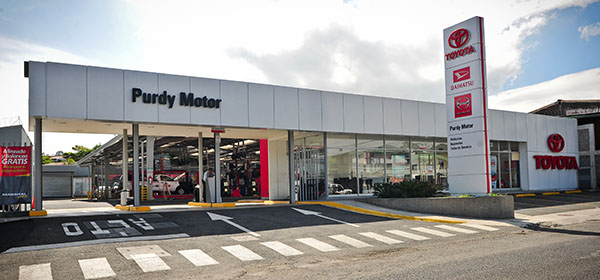 Grupo Purdy Motor renombrará sus dealers ubicados en Estados Unidos