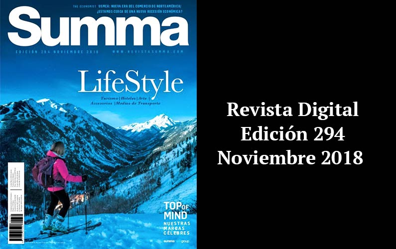 REVISTA SUMMA DIGITAL EDICIÓN 294