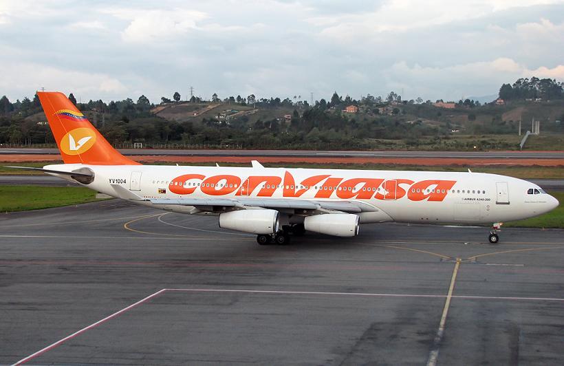 Aerolínea venezolana Conviasa inaugura ruta hacia Nicaragua