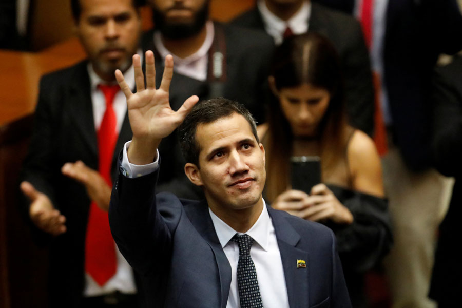 Resultado de imagen para latinoamerica reconoce a guaido como presidente