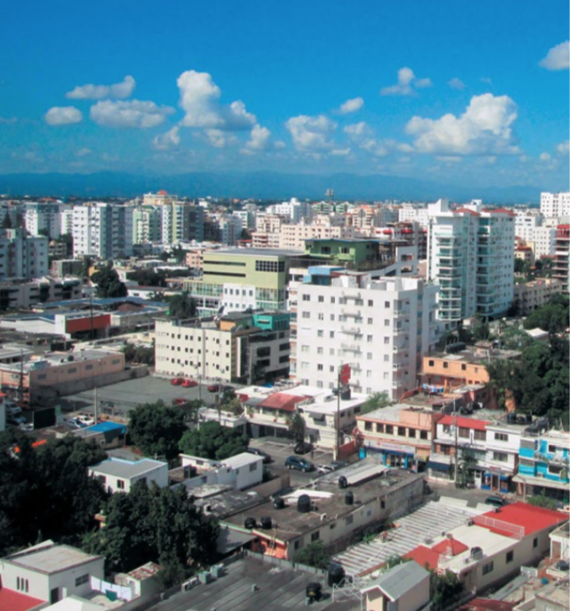 Economía dominicana crece 5,7 % en primer trimestre de 2019