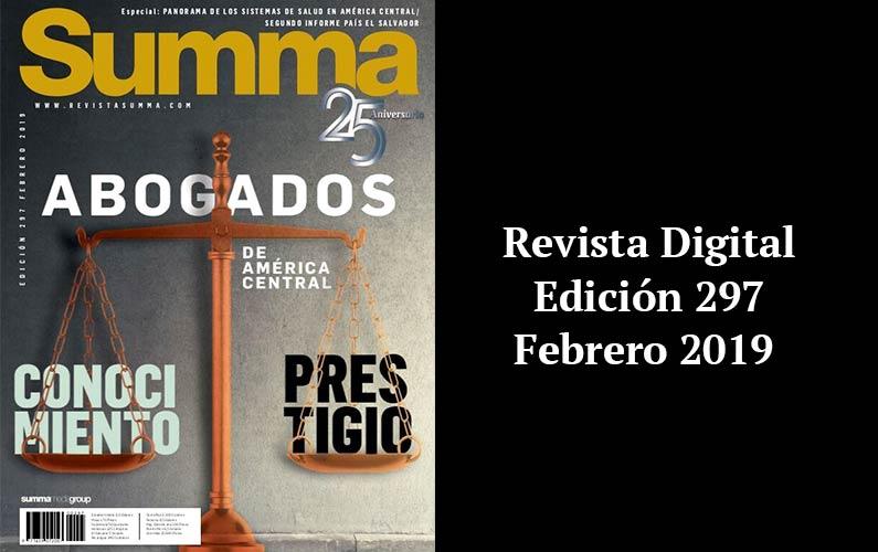 REVISTA SUMMA DIGITAL EDICIÓN 297