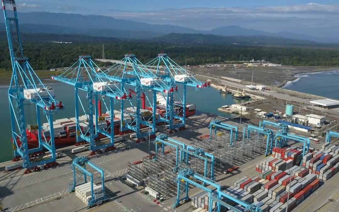 Costa Rica: Terminal de Contenedores de Moín continúa atrayendo barcos de grandes dimensiones