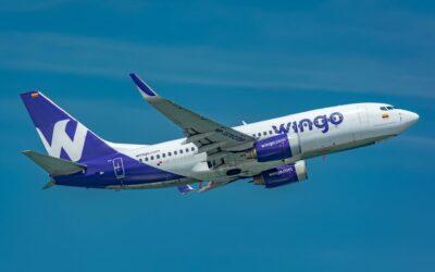 Wingo, la mejor aerolínea bajo costo de Latinoamérica, según Kayak