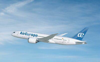 Air Europa anuncia paro parcial entre sus empleados, ante el impacto del coronavirus