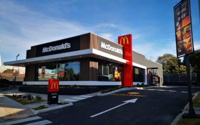 McDonald's El Salvador cierra restaurantes por emergencia