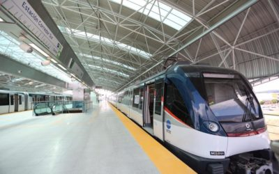 Panamá: Presidente Cortizo Cohen da inicio al proyecto de extensión de la Línea 1 del Metro hasta Villa Zaita